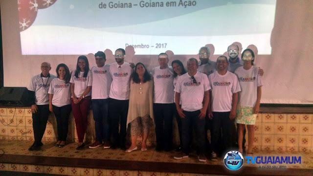 """Goianenses promovem o """"GoiaNatal"""""""
