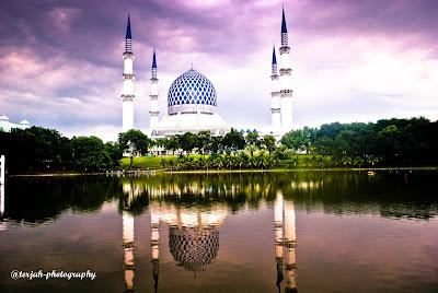 Masjid Terkenal di Negeri Selangor