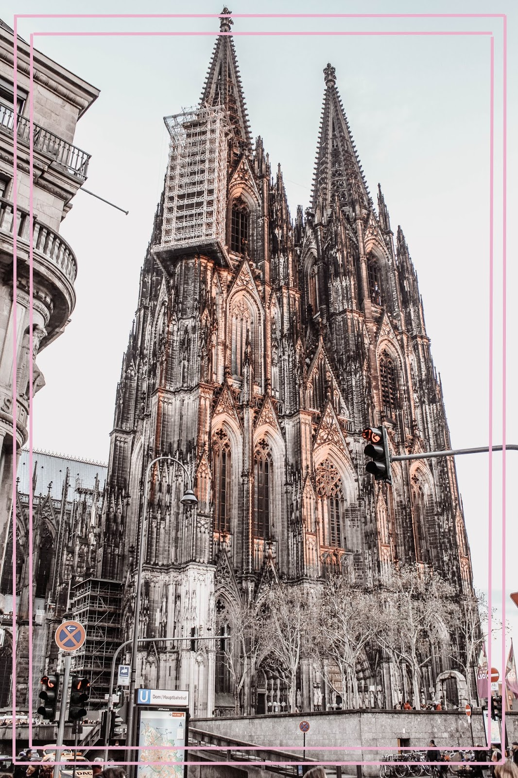Cologne Cathedral Travel Blog Photography