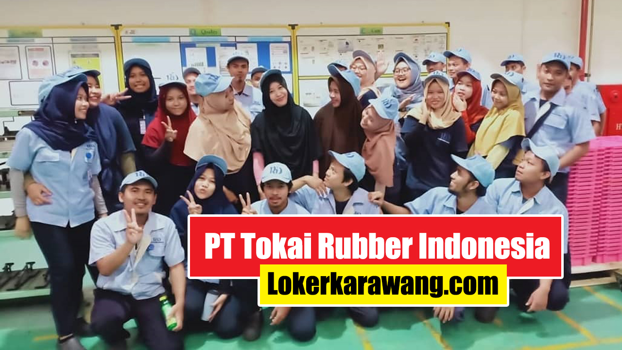 PT Tokai Rubber Indonesia Karawang