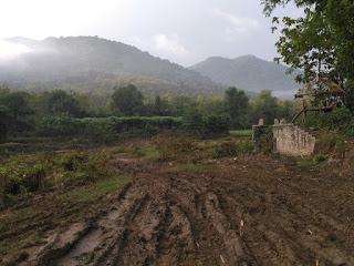 Petani Desa Tonda Minta Pemerintah Perbaiki Pintu Air Dam Jebol