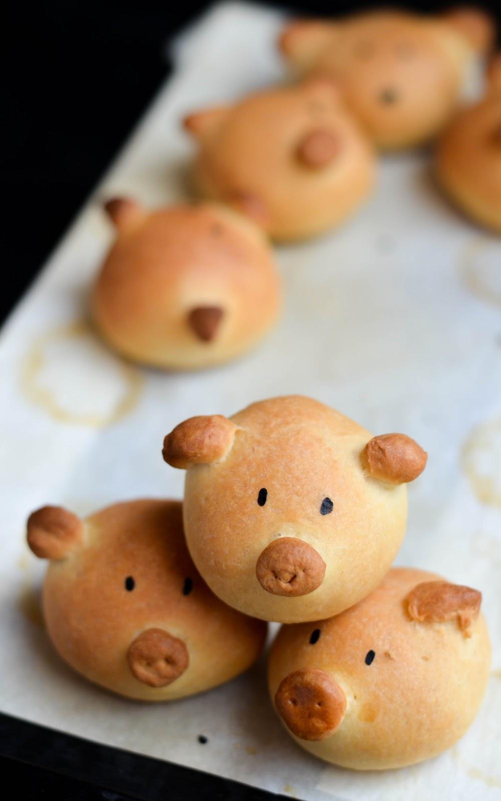 Chip Shop Musing Inspiration To Pig Shaped Mini Burger