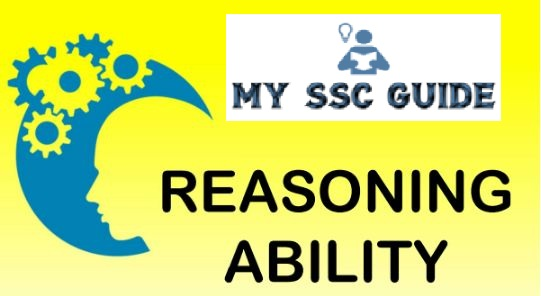 [**New**] Reasoning Ability PDF | Reasoning Notes | My SSC Guide