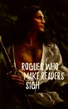 Rogues Who Make Readers Sigh