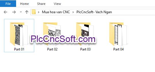 600 file Vector Vách ngăn cắt CNC A1