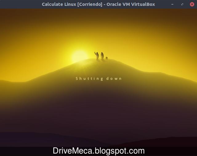 Instalando Calculate Linux