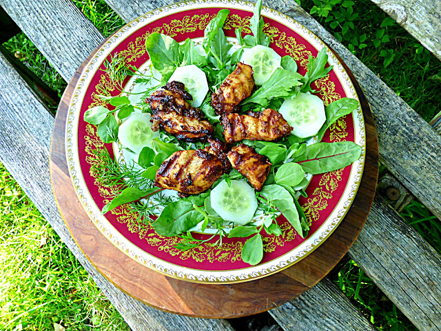 BBQ dishes, summer recipes