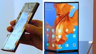 Huawei, Huawei Mate X, foldable smartphone, smartphones, Samsung, Samsung Galaxy Fold, 5G, Mate X, Galaxy Fold, foldable phone