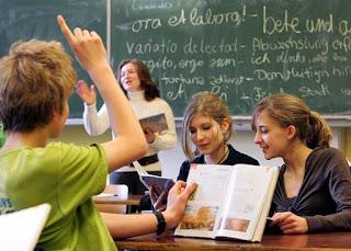 Виды образовательных программ за границей