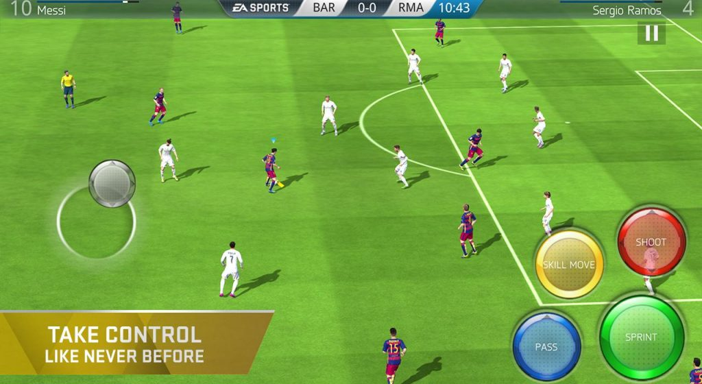 Download and Install FIFA 2019 APK (FIFA 19 Apk) Data+OBB+Mod for