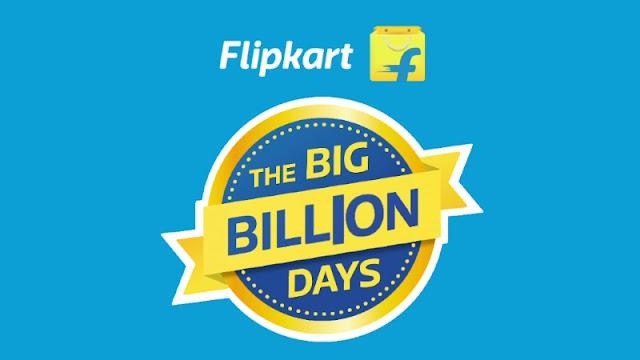 Flipkart Big Billion Days 2016 Offers: Get upto 90% Off on All Products