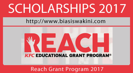 Reach Grant Program 2017