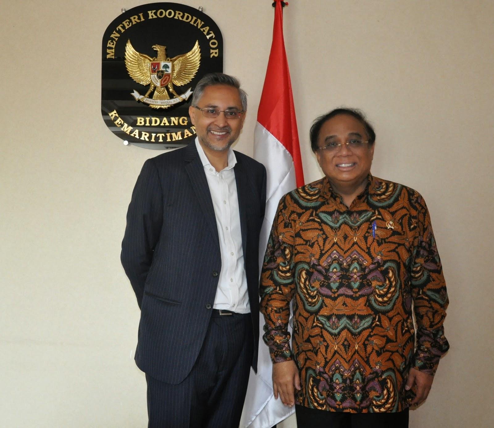 Indonesia Dan Inggris Kerjasama Teknologi Pembangkit