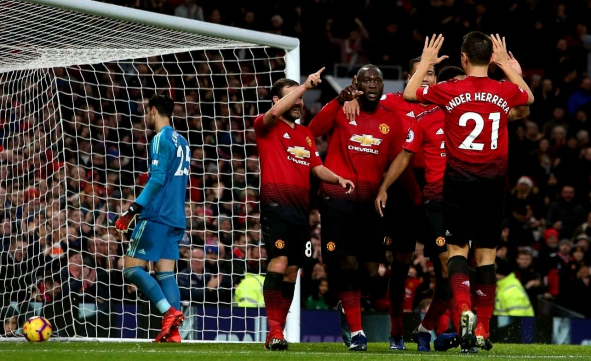 Manchester United record biggest win of the season as Paul Pogba