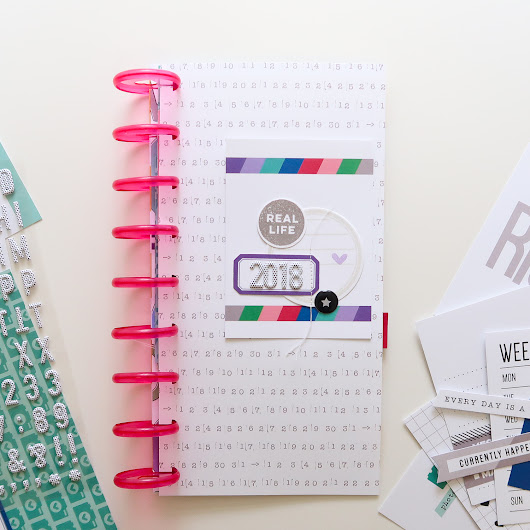 Elle's Studio | Travelers Notebook | January Kit & Extras