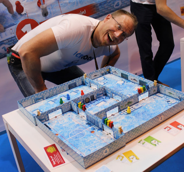 Ice Cool - Brain Games - Jerry Haerle