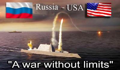 rusia siap perang dengan amerika