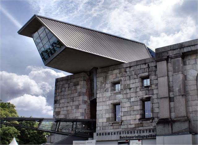 Dokumentationszentrum. Núremberg