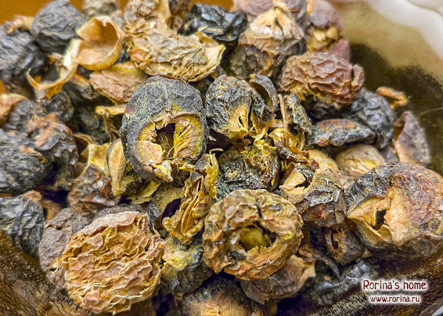 Мыльные орехи: применение