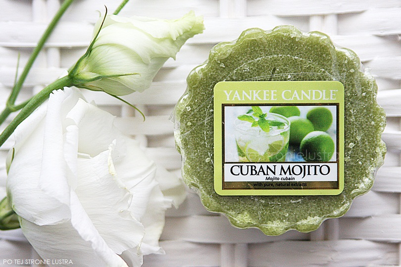 wosk yankee candle cuban mojito