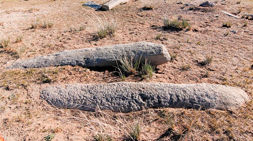 Epigraphs of ancient Turkic people discovered in Mongolia ...