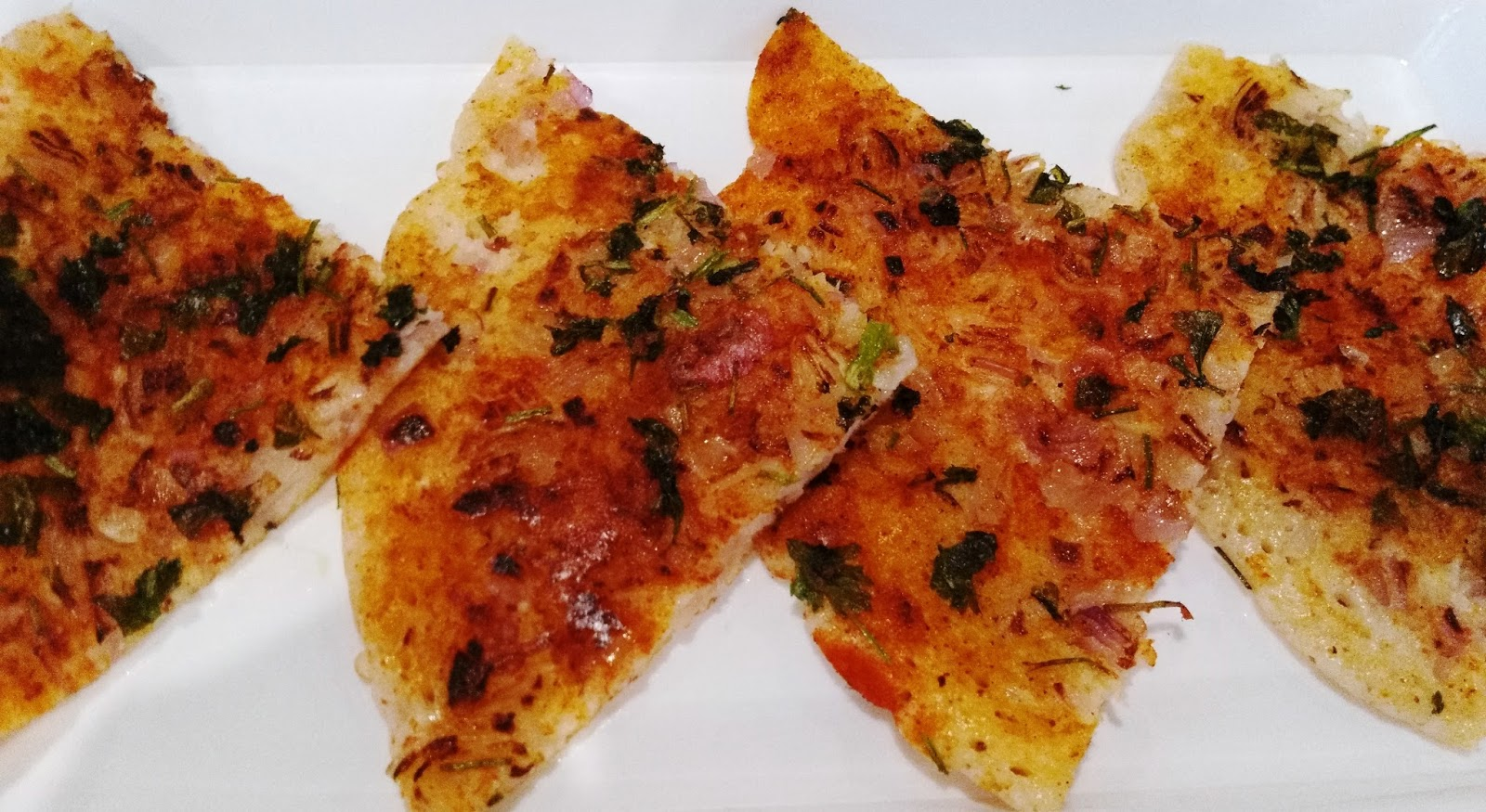 Tasty & Crispy Uthappam