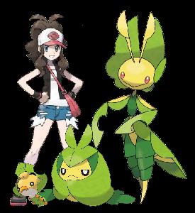 Enviar por correo electr  243 nico Escribe un blog Compartir con Twitter    Sewaddle Pokemon Evolution