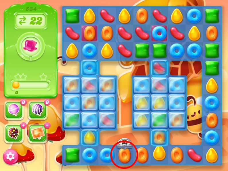 Candy Crush Jelly Saga 534
