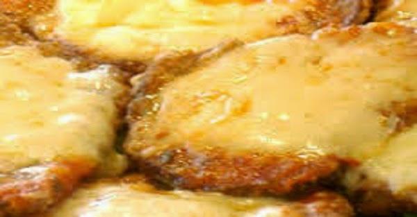 Bife de Soja à Parmegiana (Imagem: Reprodução/Internet)