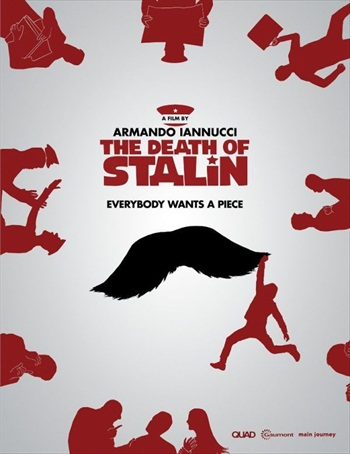 The Death of Stalin 2017 English 720p WEB-DL 850MB ESubs