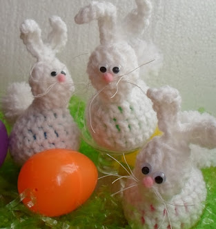 easy easter crafts round-up