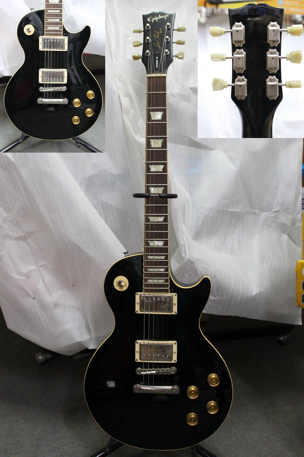 medium resolution of pre owned guitars otokomusic otoko music epiphone rh usedguitar blogspot com epiphone les paul les paul studio