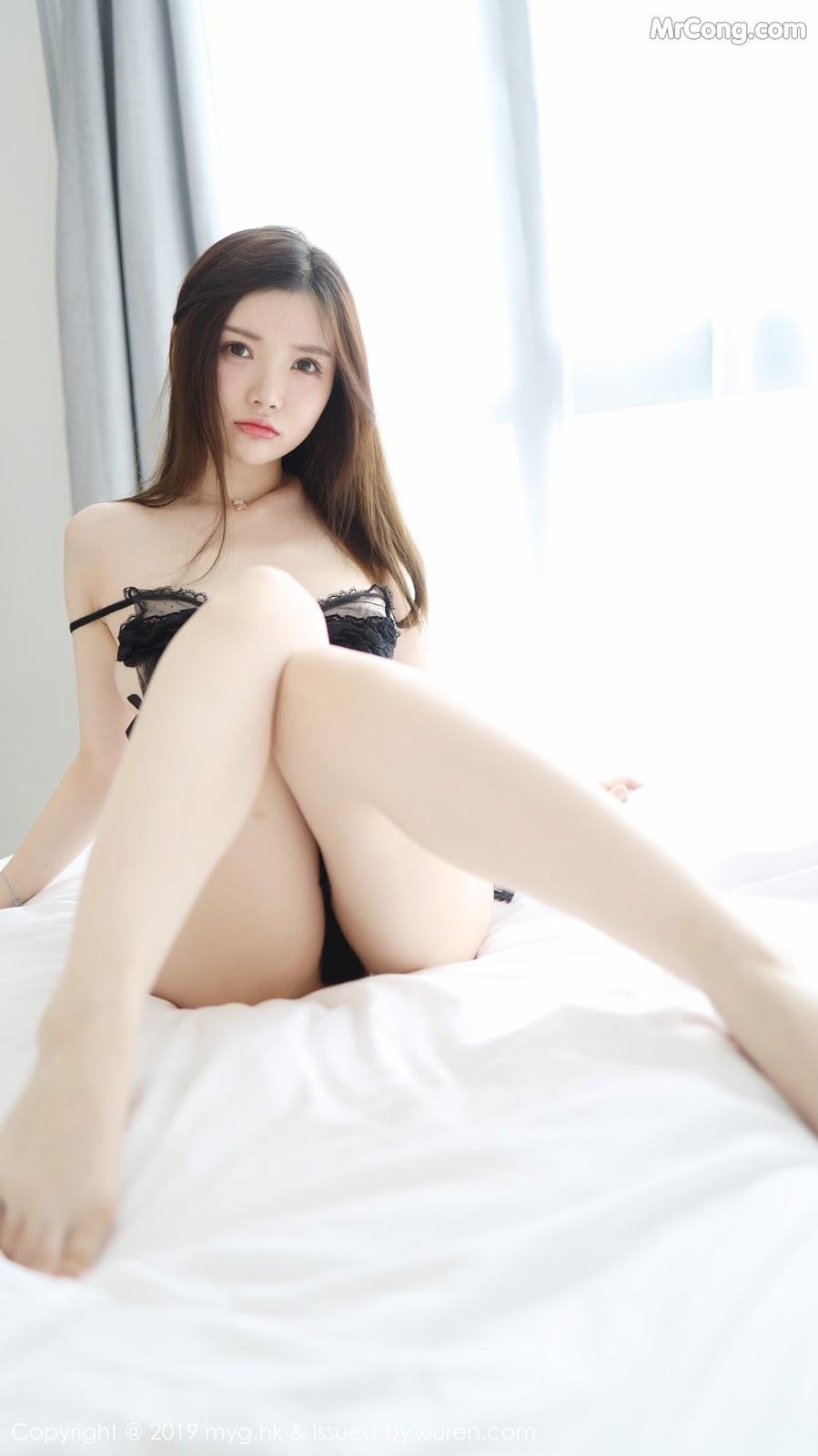 Image MyGirl-Vol.404-Mini-MrCong.com-017 in post MyGirl Vol.404: 糯美子Mini (48 ảnh)