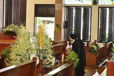 GP Bà Rịa: Thánh lễ an táng Cha Cố Phêrô Nguyễn Văn Giản - Ảnh minh hoạ 3