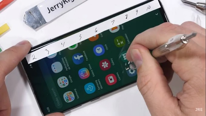 Samsung Galaxy S10 Passes Bend Take a look at, Ultrasonic In-Show Fingerprint Sensor Seen Working Even After Scratches