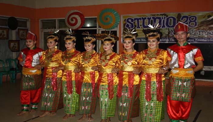 Tari Lulo atau Tari Molulo, Tarian Tradisional Dari Sulawesi Tenggara