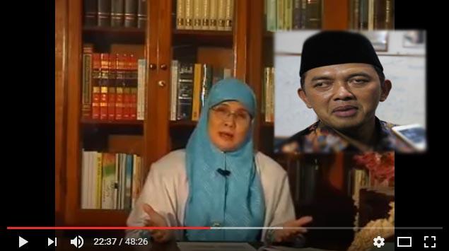 Tampar Maman Imanulhaq, Mualaf Hj Irena Handoko: Jika Semua Agama Sama Untuk Apa Saya Pindah Agama?