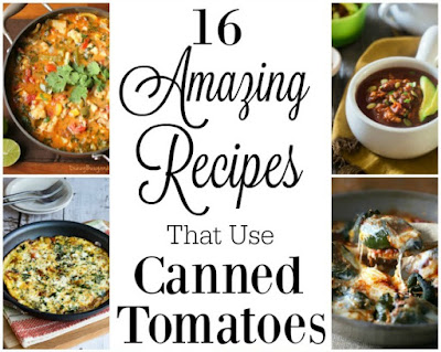 16 Amazing Recipes That Use Canned Tomatoes from www.bobbiskozykitchen.com