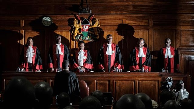 Kenya court upholds Uhuru Kenyatta's presidential election win, triggers counter rallies