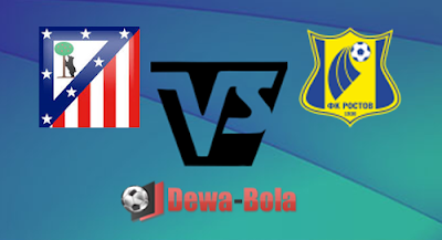 Atletico Madrid VS Rostov 02 November 2016