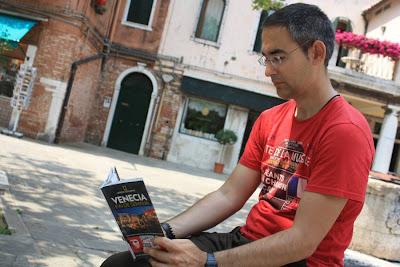 Jewish Quarter Ghetto Vecchio in Venezia