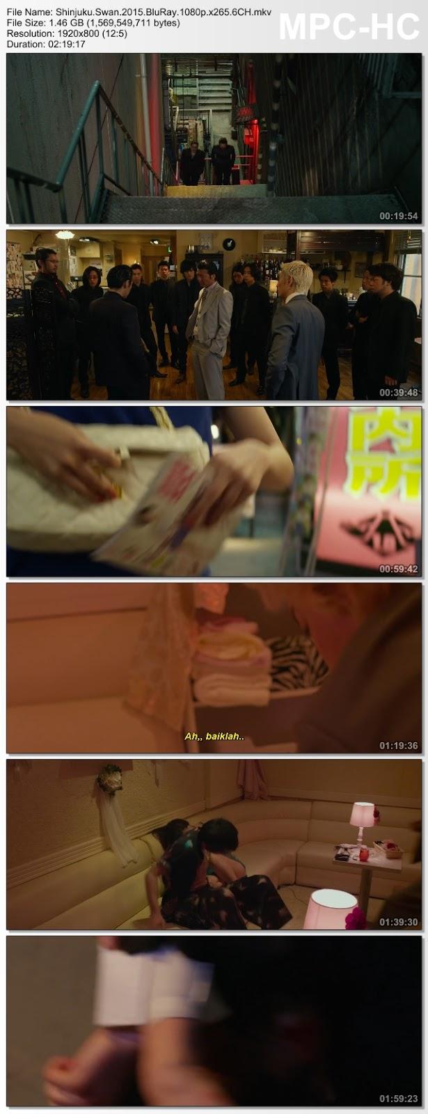 Screenshots Download Film Gratis Shinjuku Suwan (2015) BluRay 480p MP4 Subtitle Bahasa Indonesia 3GP