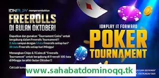 Tournament POKER IDNPlay DEWA757 RAIH HADIAH DAN JACKPOT TERBESAR