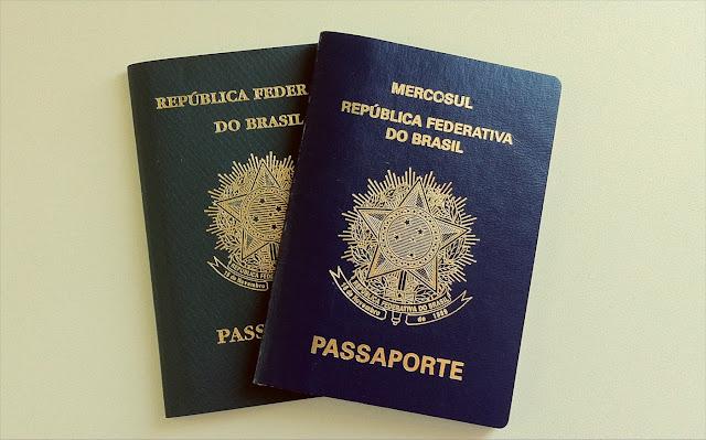 Mudanças no passaporte brasileiro