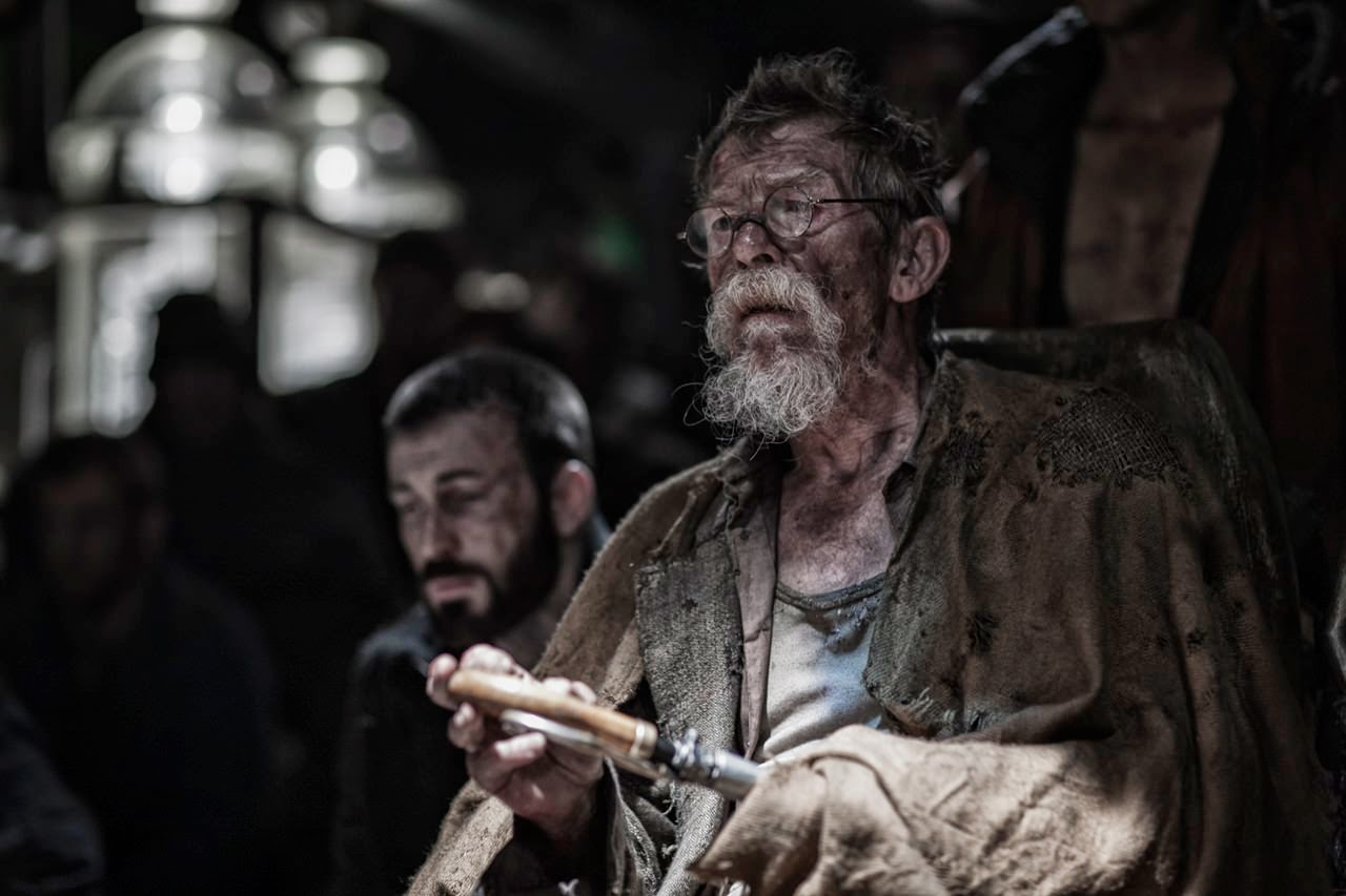 snowpiercer chris evans john hurt