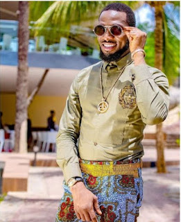 Nigerian Entertainer Dbanj Look Stunning In New Photos.