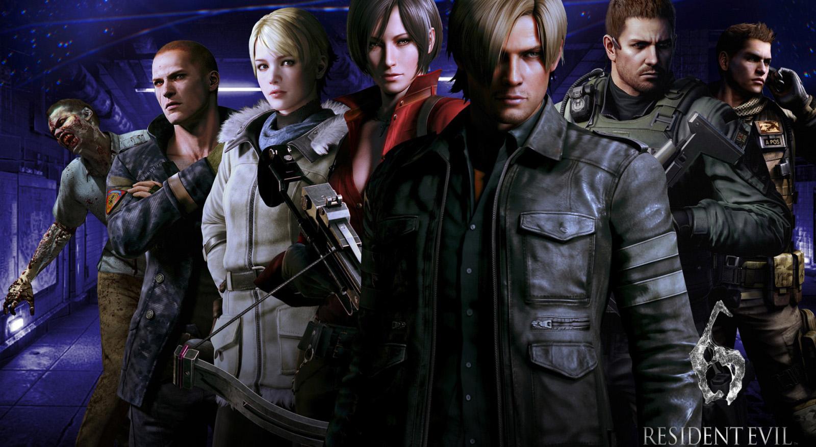 The Moving Finger Resident Evil 6