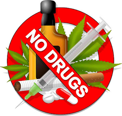 No Substance Abuse Moderate Alcohol Intake