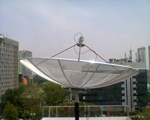 jasa pasang parabola medan satria