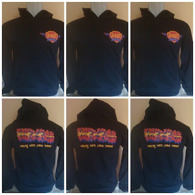 Hoodie (sweater kupluk) PHEKERS COMMUNITY / sweater bandung